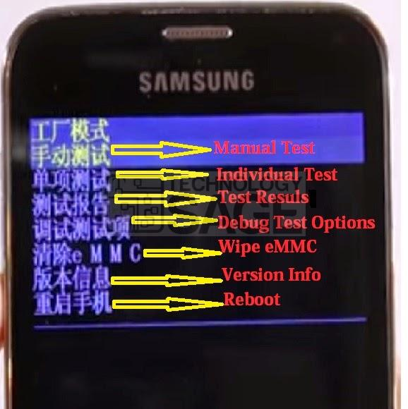 How To Factory Reset A China Android Phone With Chinese
