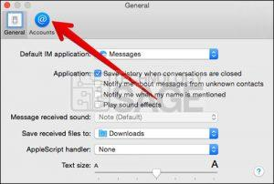 how to connect iphone messages to laptop
